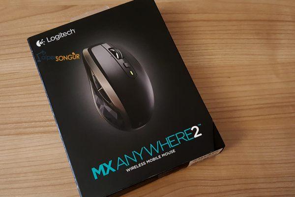 Logitech MX Anywhere 2 Kablosuz Mouse